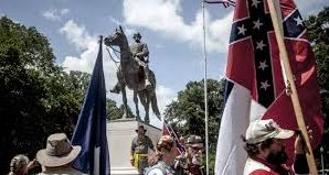 Confederate statues may be coming down in Atlanta, Birmingham and…
