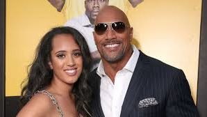 Dwayne Johnson honors Valentine's Day with his number one lady!