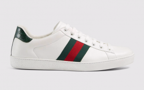 Distressed Gucci Sneakers Selling For $870 Looks Like Something At…