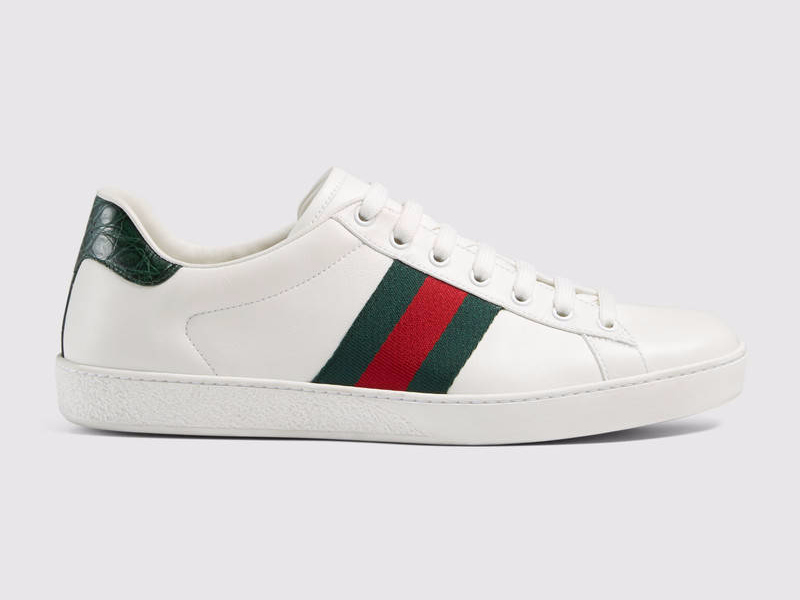 3d8508112 Distressed Gucci Sneakers Selling For $870 Looks Like Something At Goodwill