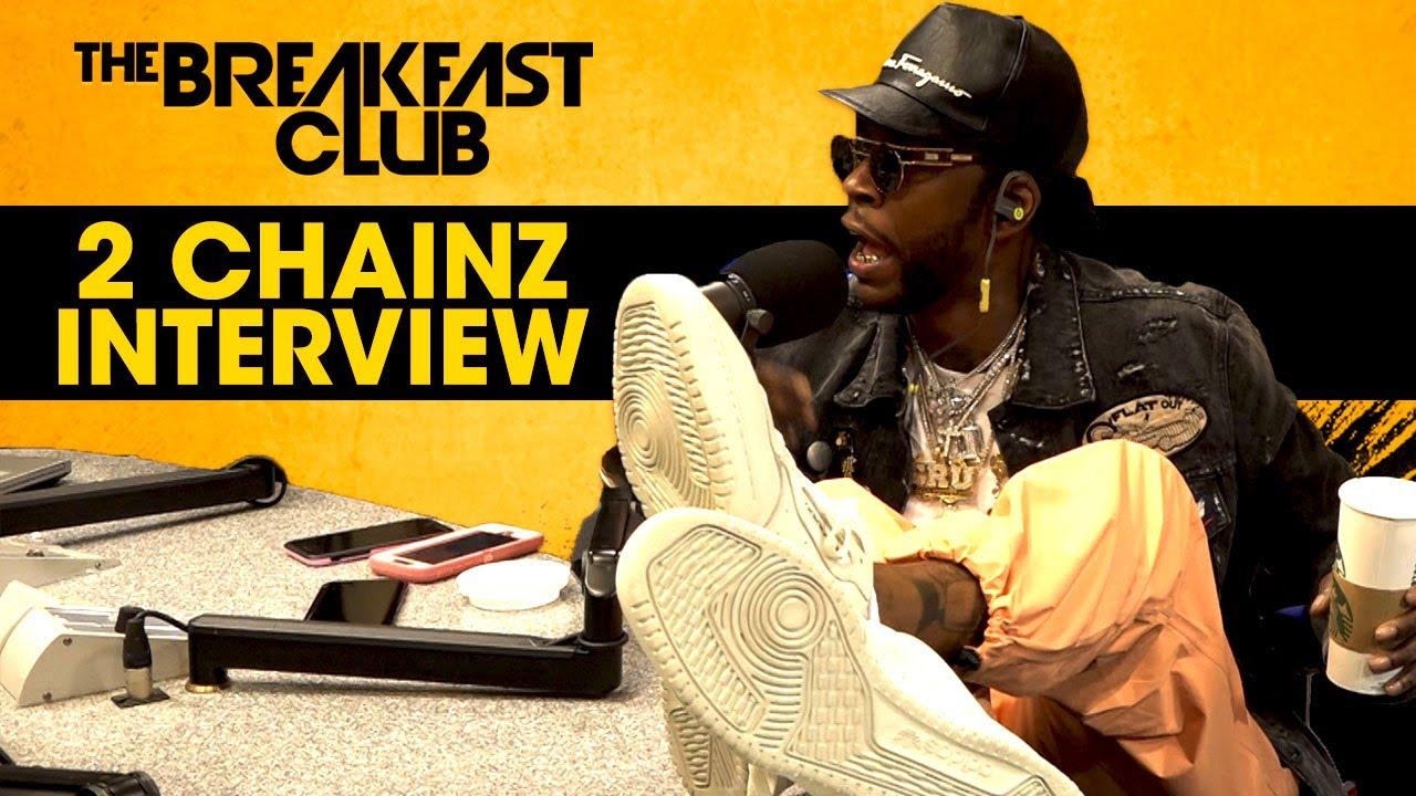 2 Chainz Talks New Album, LeBron James, Ariana Grande + More