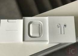 Second Generation Of Apple AirPods Coming