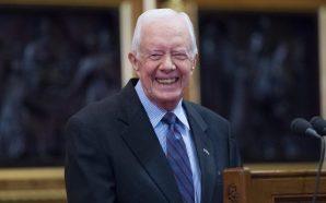 Jimmy Carter is now the longest living president in history!