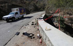 At Least 25 Migrants From Central America Killed When Truck…