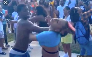 Fight Video: Spring Break In Miami Is Off The Chain…