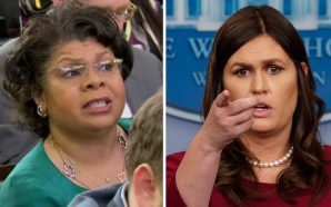Sarah Sanders fires back at April Ryan: 'This journalist is…