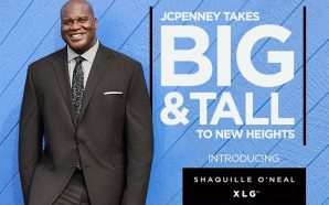 Shaquille O'Neal launches big and tall model search!