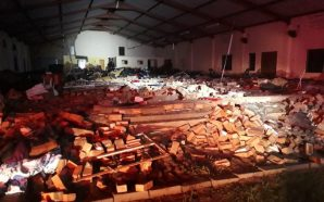 South African Church Wall Caves In, Killing at Least 13