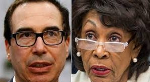 Rep. Maxine Waters Holds Her Own Against 'Disrespectful' Treasury Secretary…