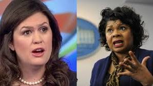 April Ryan calls for White House Secretary Sarah Sanders to…