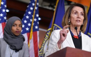 "Pelosi asks Capitol Police to ""safeguard"" Ilhan Omar after Trump…"