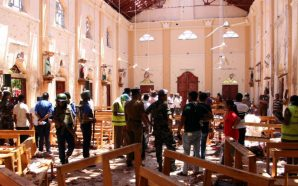 Pews Filled With Blood While Christians Were In Worship This…