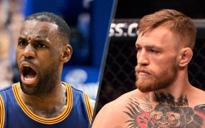 Conor McGregor shares something he learned from Lebron James!