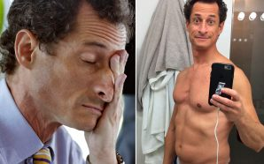Ex-Congressman Anthony Weiner is officially registered as a sex offender!