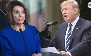 Trump rips into 'Nancy' Pelosi, says she's 'lost it'