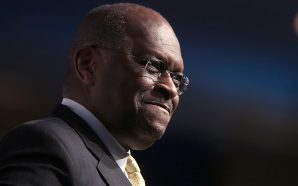 Herman Cain Says Blacks Are 'Brainwashed' to Dislike Trump