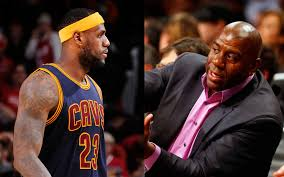 Magic Johnson Addresses LeBron James' Criticism on 'First Take'