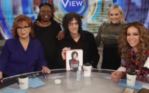 Howard Stern Turns the Tables on 'The View,' Asks Whoopi…