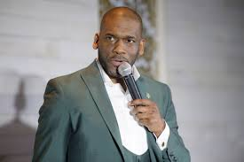 Pastor Jamal Bryant says 'The War in America is against…