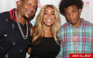 WENDY WILLIAMS SON ARRESTED FOR PUNCHING FATHER