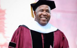 Billionaire 'Intruder' Producer Robert F. Smith Vows To Pay Off…