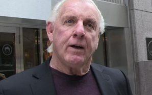 The Iconic Wrestler Ric Flair Is Back In The Hospital!