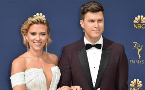 Congratulations! Scarlett Johansson and Colin Jost are engaged!