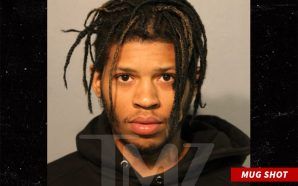 Second Empire star, Bryshere Gray arrested and charged with a…
