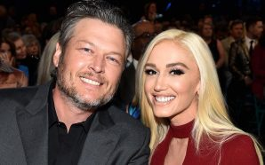 Blake Shelton says he and Gwen are happy but he…