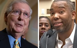 Watch: Ta-Nehisi Coates Has the Perfect Response to Mitch McConnell!