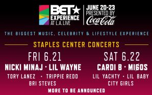Los Angeles Will Be Lit This Weekend: It's The BET…