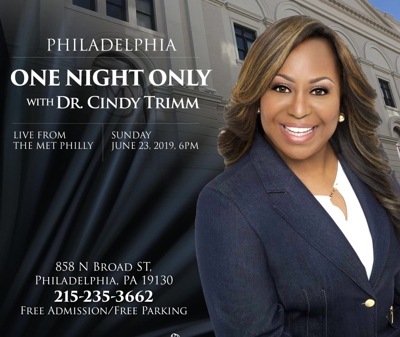 If You Are In Philadelphia You Don't Want To Miss Sunday At