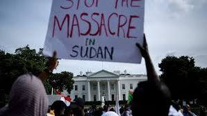 Uprising in Sudan has killed more than 100 people, 700…