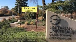 Church loses polling station for keeping Black Lives Matter sign…