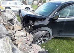 Child delivered safely after pregnant mother blacked out and crashed…