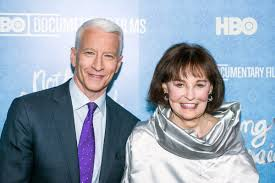 Anderson Cooper's Mother Gloria Vanderbilt, New York icon dead at…