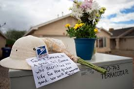 17 yr Postal Worker shot and killed while delivering mail…