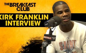 Kirk Franklin: The Bible Isn't 'A Manual On How To…