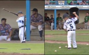 WATCH: Baseball team's 6-year-old coach goes on angry tirade after…