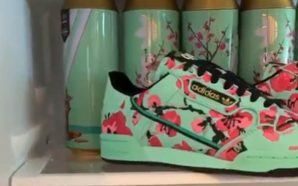 AriZona Iced Tea and Adidas offered super exclusive shoes for…