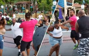 3 charged for Disneyland brawl caught on camera!