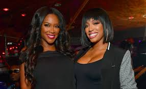 Kenya Moore and Porsha Williams new babies seem to have…