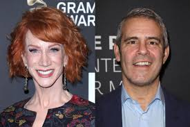 Kathy Griffin Slams Andy Cohen As One Of The 'Worst'…