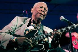 B.B. King's 'Lucille' guitar going up for auction!