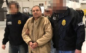 El Chapo has been sentenced to life in prison!