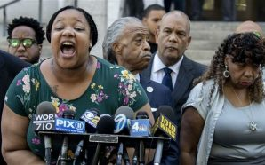 Watch: Eric Garner's Daughter Pops Off On The Justice System!
