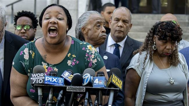 Watch: Eric Garner's Daughter Pops Off On The Justice System