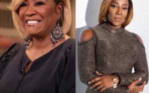 Watch: Patti Labelle @MsPattiLaBelle Proclaims Le'Andria Johnson @LeAndriaJ As The…