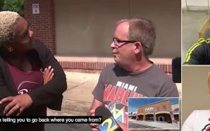 Watch: A Pregnant Black Lawmaker In Georgia Accused White Man…