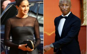 Meghan Markle Caught Telling Pharrell She Struggles with Being in…